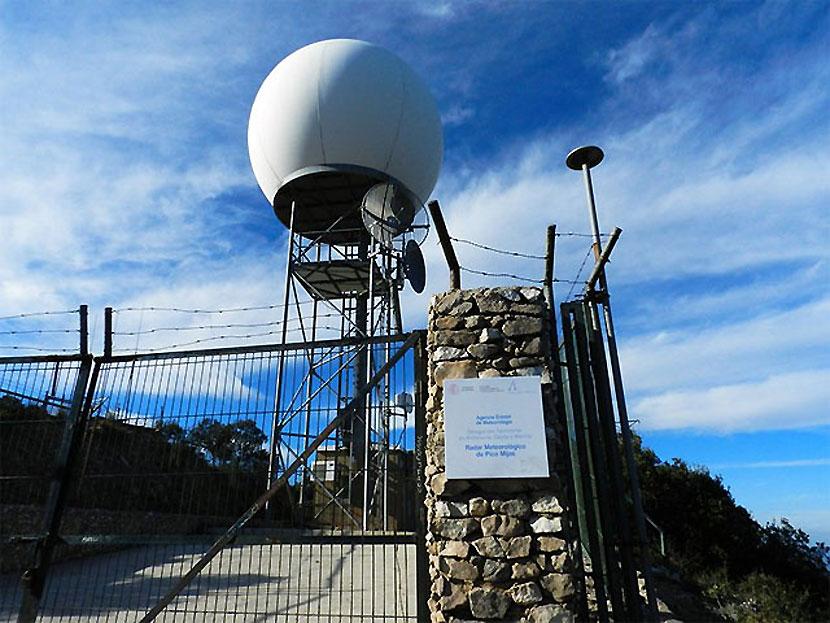 AEMET instalará un radar en Almagro, Ciudad Real