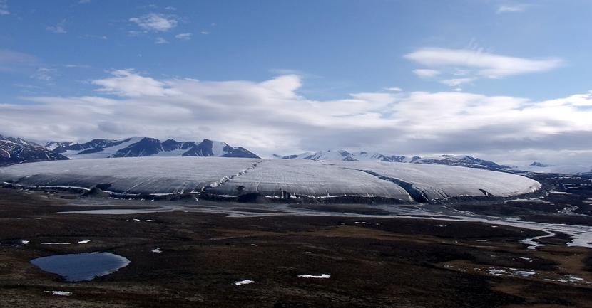 Entender la evolución del permafrost para conocer la evolución del clima