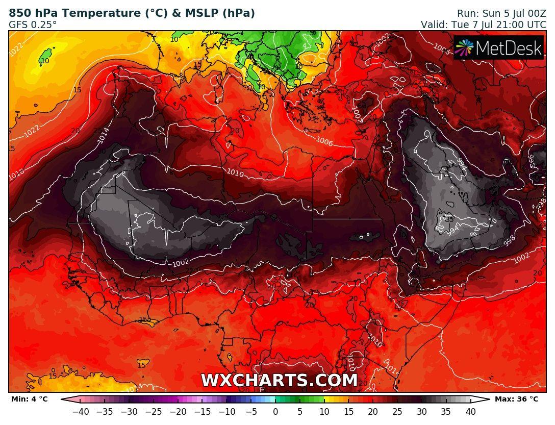 Episodio de calor: las altas temperaturas serán noticia en toda España
