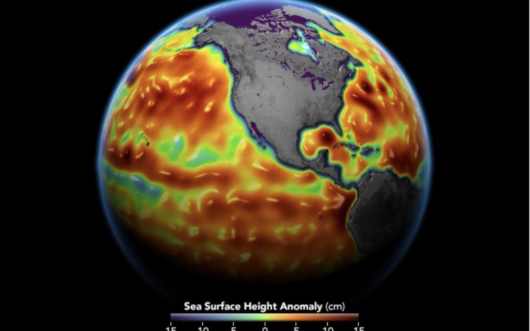 La misión Sentinel-6 Michael Freilich proporciona nuevos datos oceánicos