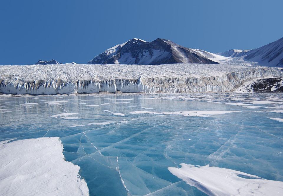 El albedo podría amplificar el calentamiento en la Antártida