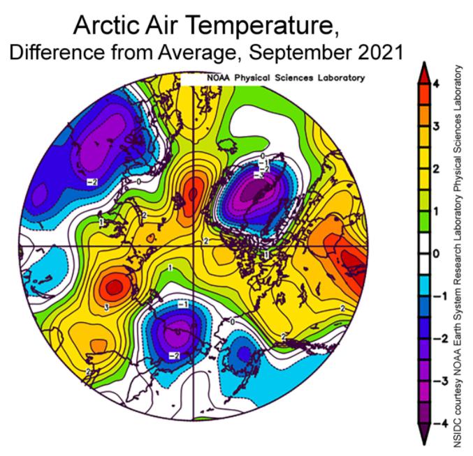 La Antártida vive los 6 meses más fríos registrados