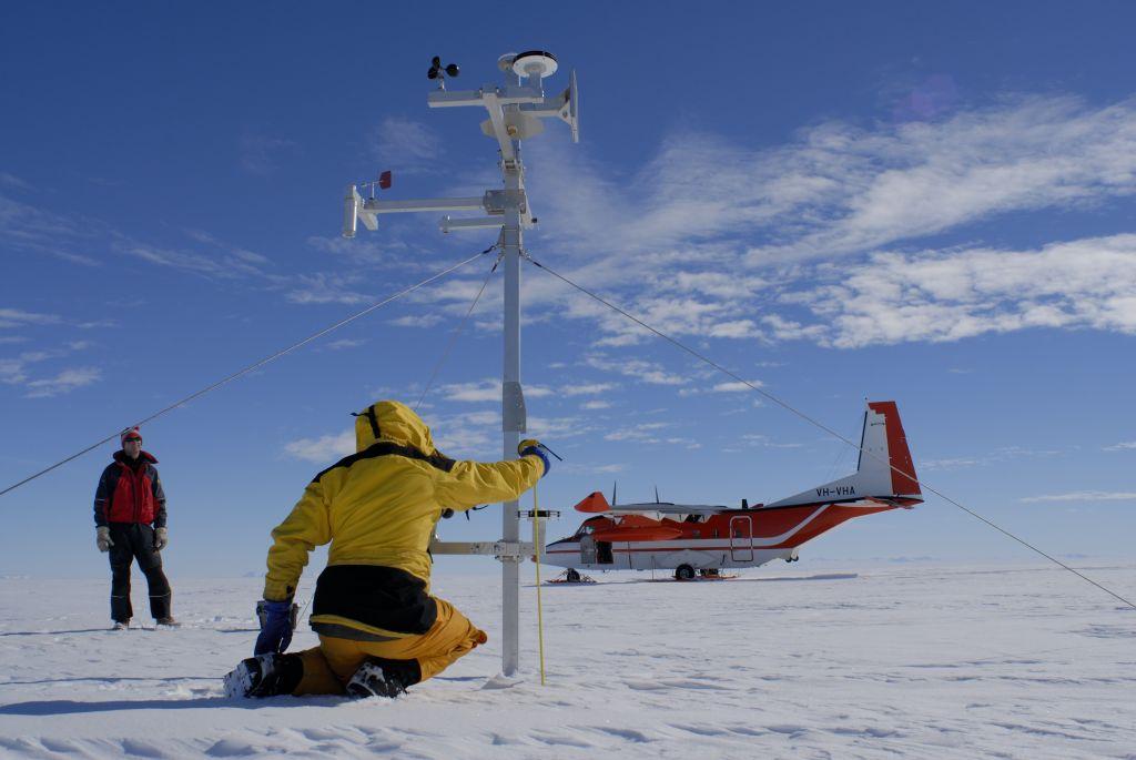La Antártida no escapa al calentamiento global del Planeta