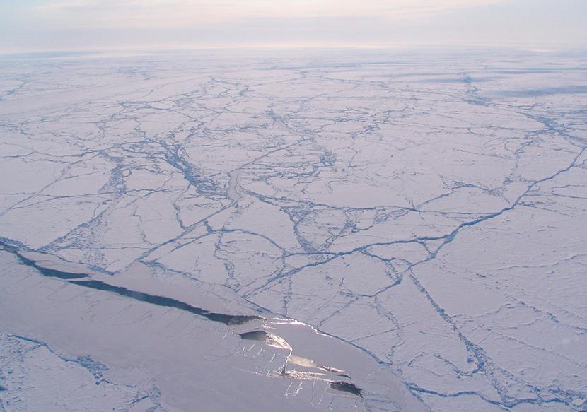 La banquisa ártica se derrite a mayor ritmo en América que en Europa