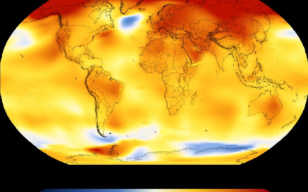 ¿Punto de inflexión para la Tierra por el cambio climático?