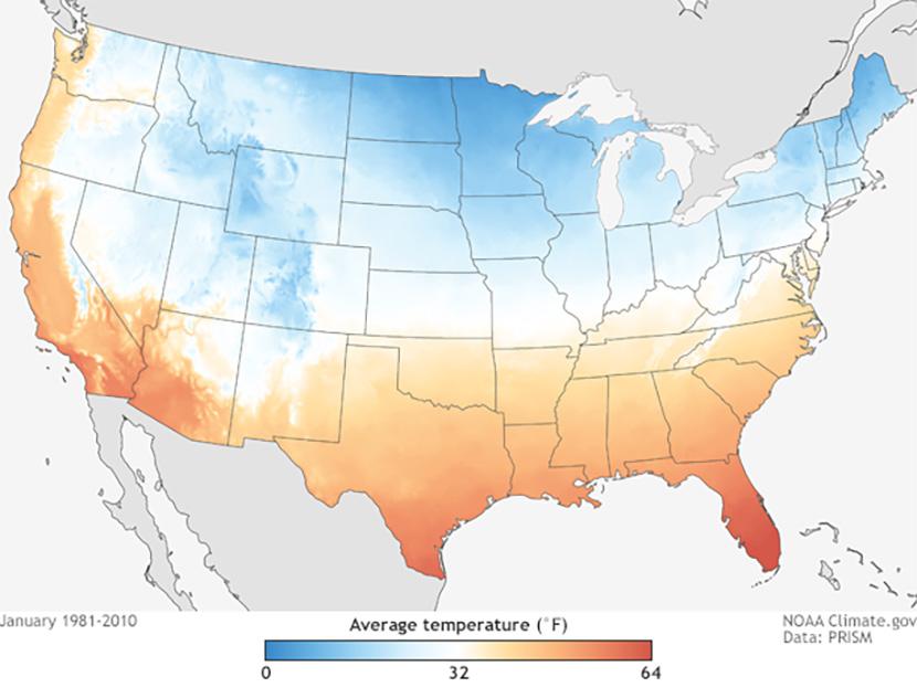 ¿Temporales invernales récord, prueba de que no hay cambio climático?