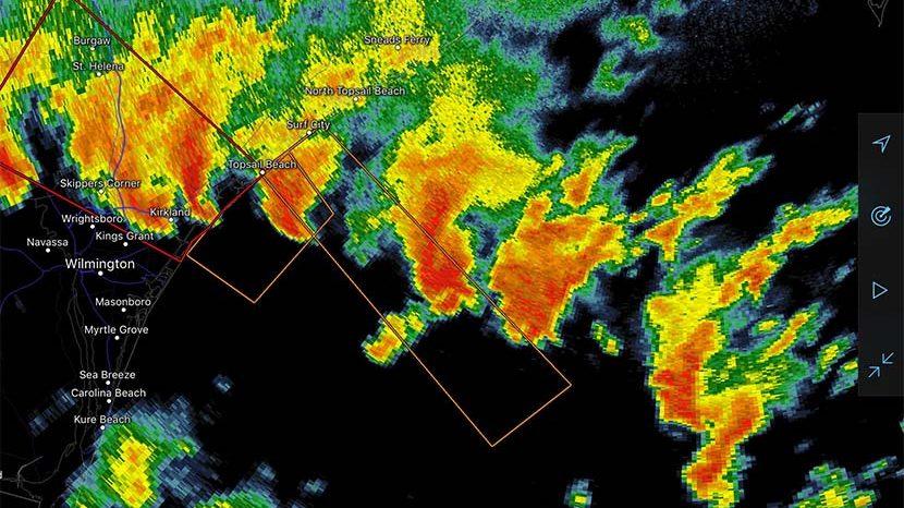 El huracán Dorian añade tornados a su enorme poder destructivo
