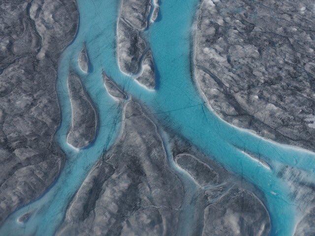 11.000 millones de toneladas de hielo desaparecen en días en el Ártico