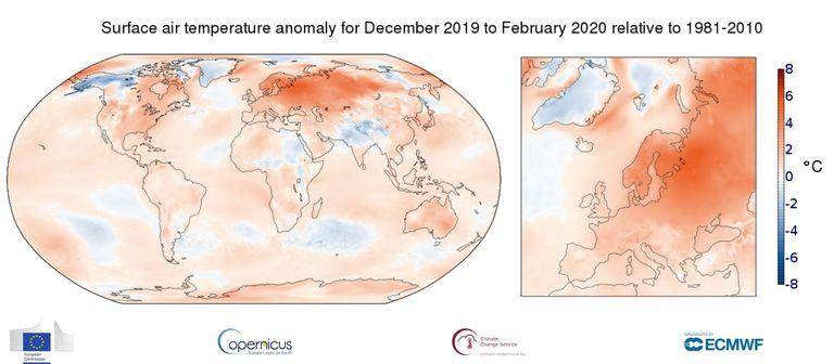 2019-2020: un invierno que no existió