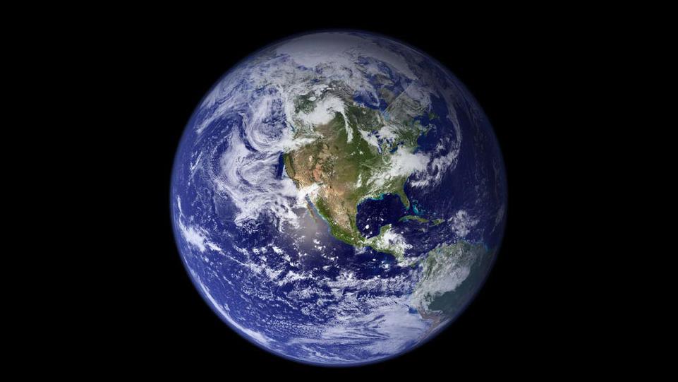 El calentamiento global de la atmósfera ha inestabilizado el eje de la Tierra