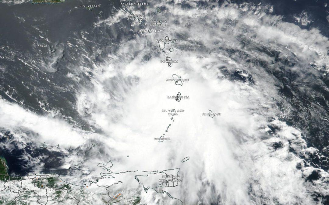 Huracán Elsa en el Caribe, temor a una temporada 2021 hiperactiva