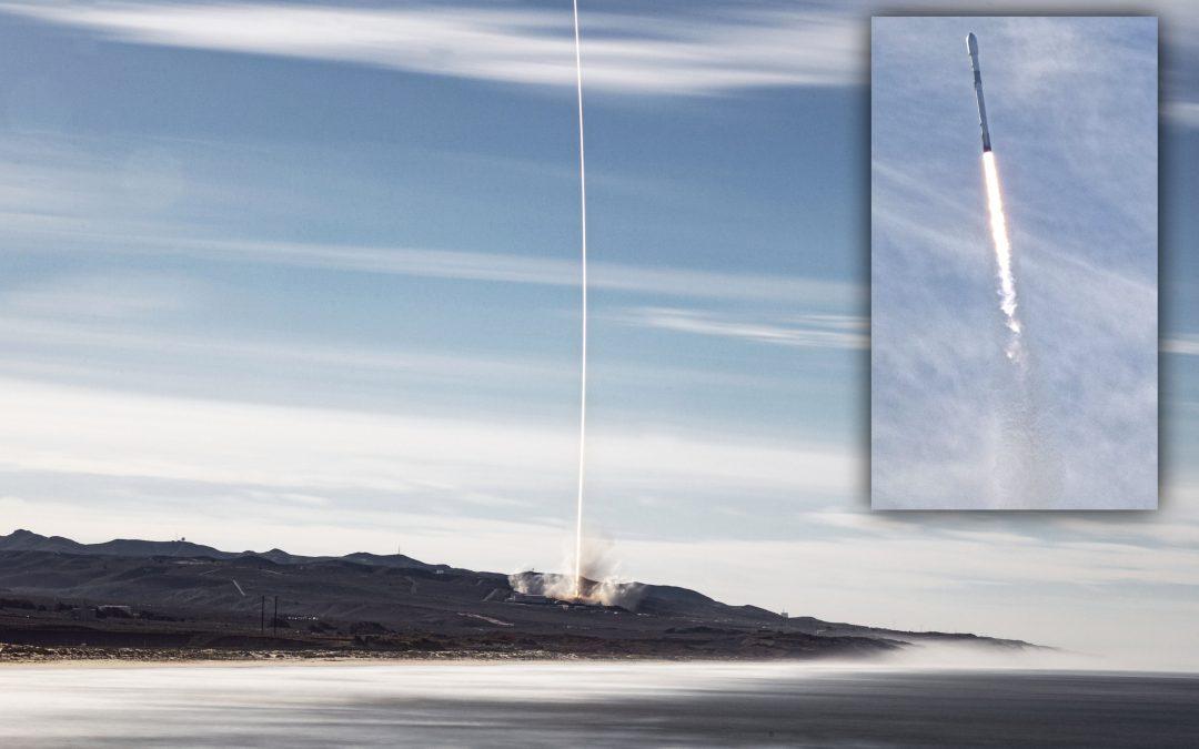 El satélite de última generación Sentinel-6 Michael Freilich, en órbita