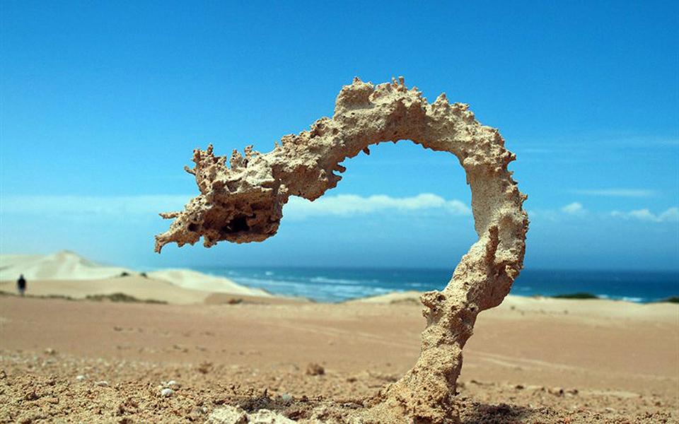 Las fulguritas: los rayos fosilizados que nos cuentan la energía transportada en las tormentas