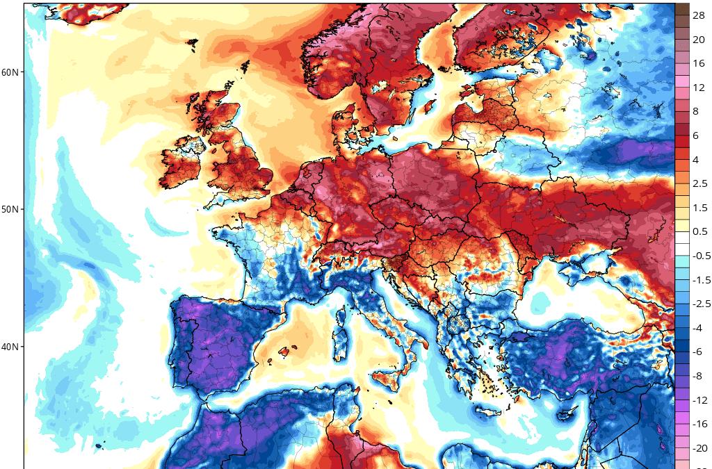 Más rarezas meteorológicas de un atípico mes de junio 2020