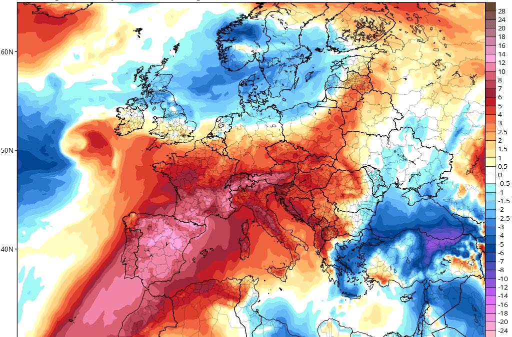 Ola de calor agosto 2021: una noche histórica tras una tarde infernal