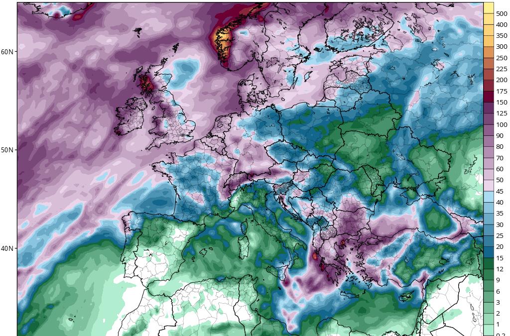 Octubre 2021 puede terminar muy seco en España