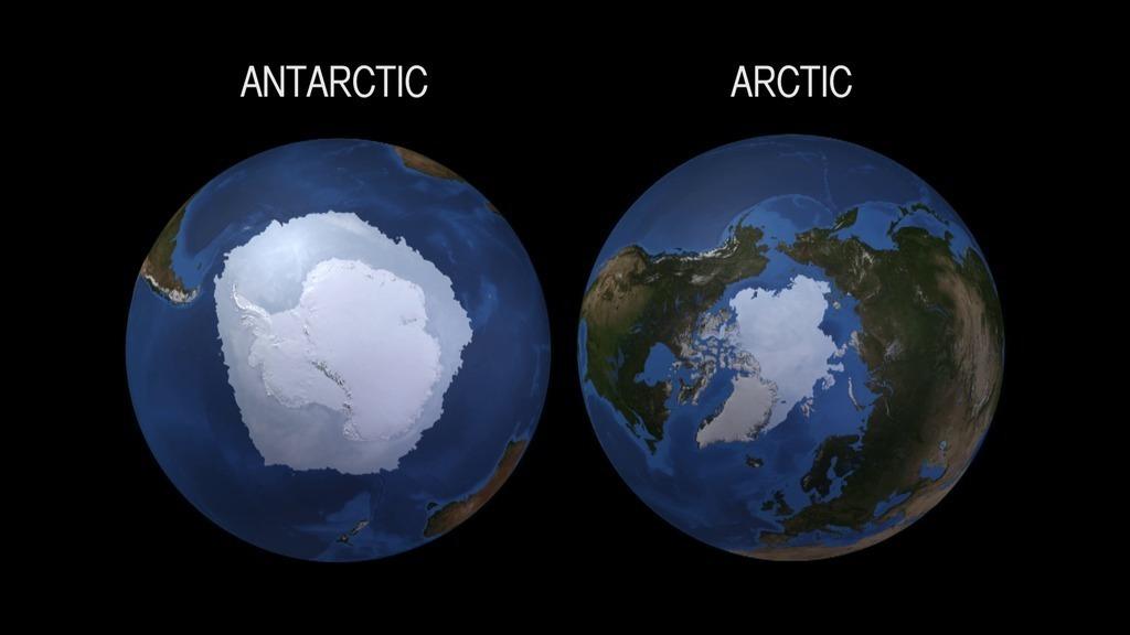 Groenlandia y la Antártida pierden hielo 6 veces más rápido que en los 1990