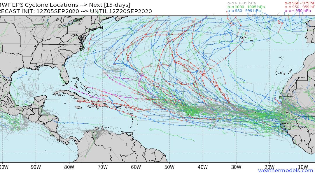 La temporada de huracanes 2020 apunta a ser histórica