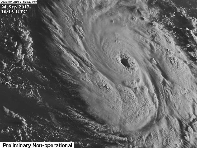 Previsión de una temporada atlántica de huracanes 2020 muy activa.