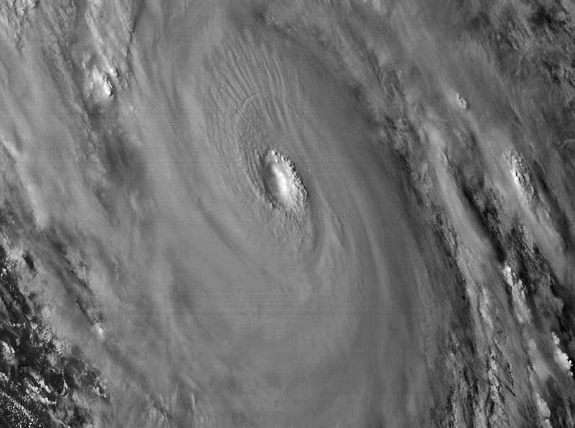 Cambio Climático: los huracanes se están intensificando más rápidamente