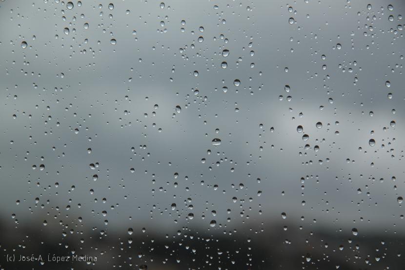 ¿Llueve más los fines de semana?
