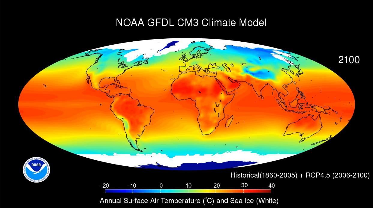 Acerca de la calidad de los modelos climáticos