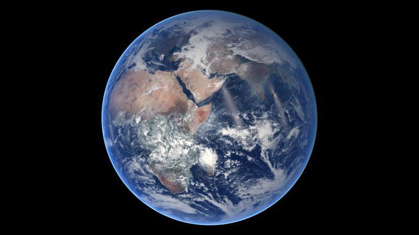 El calentamiento global apaga la Tierra