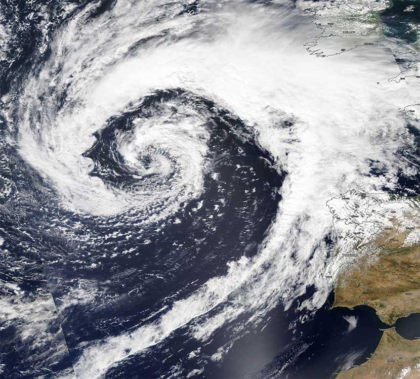 ciclón híbrido