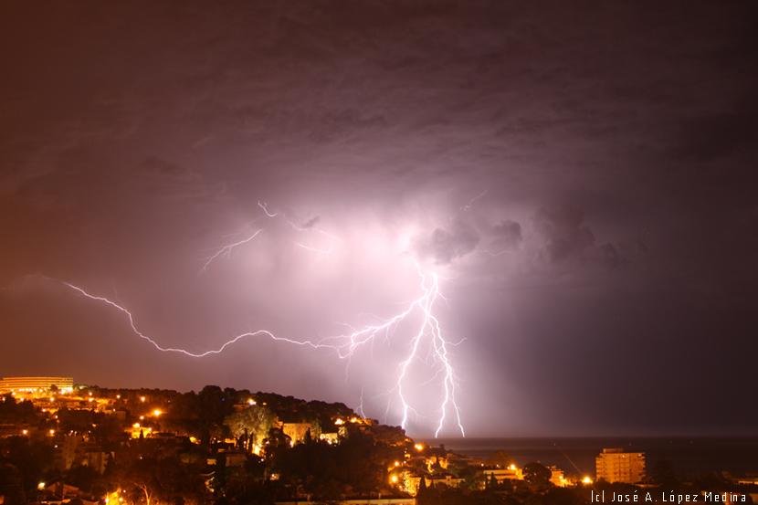 La disminución de la actividad tormentosa extremará las temperaturas