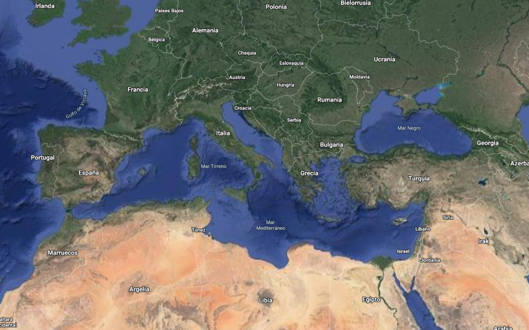 La región mediterránea perderá un 40% de precipitación