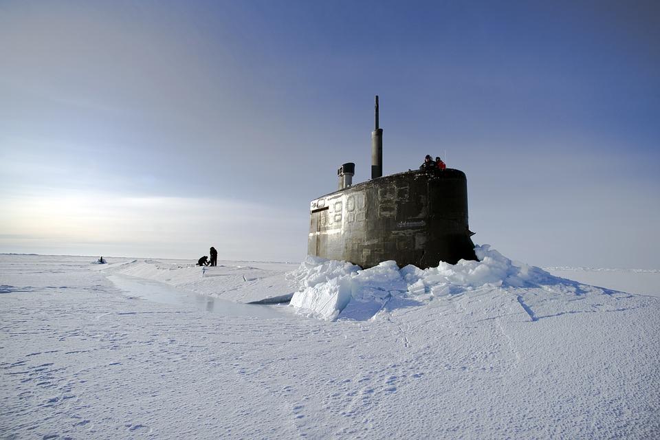 La banquisa ártica es cada vez más joven y de menor espesor