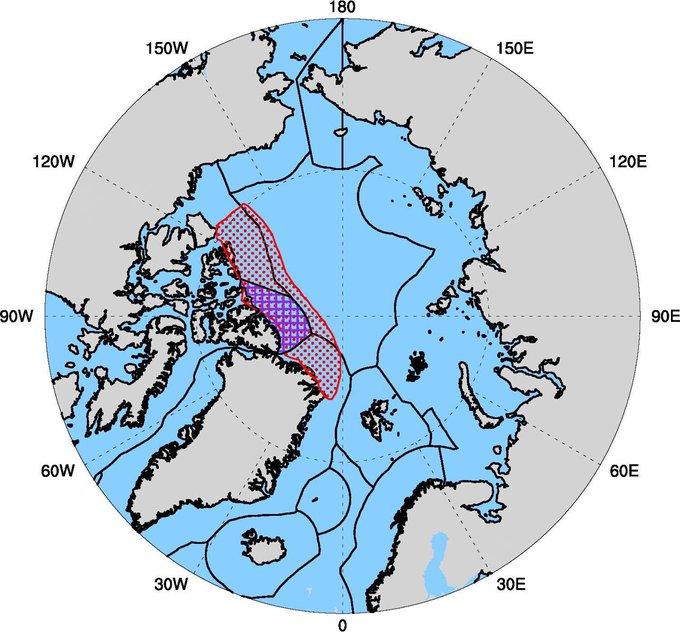 La 'última zona de hielo Ártico' desaparecerá este siglo