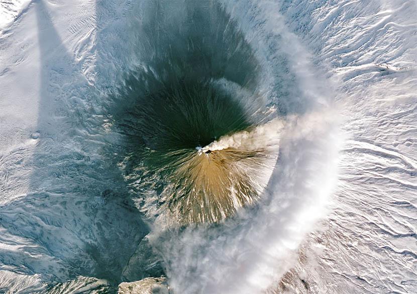 Las erupciones tendrán mayores efectos en el clima al calentarse la Tierra